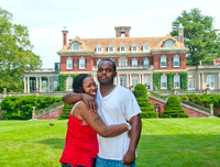 Engagement Shoot at Old Westbury Gardens