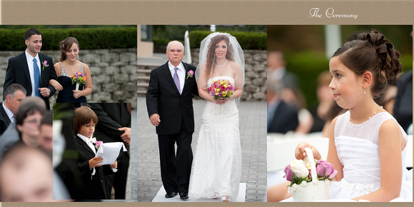 2011 Wedding - Jamie & Flamur Album Ver2 010 (Sides 16-17)
